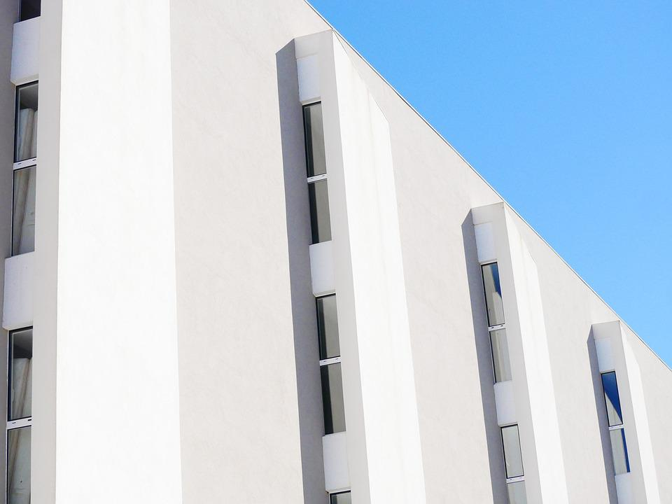 Building, Mallorca, Spain, Architecture, Facade, Summer