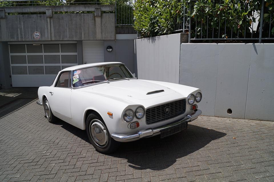 Lancia, Nice, Car, Sun, Summer
