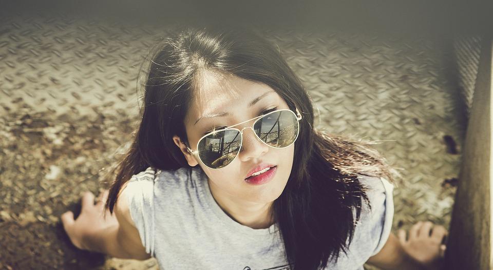 Woman, Model, Sunlight, Sunglasses, Summer, Girl