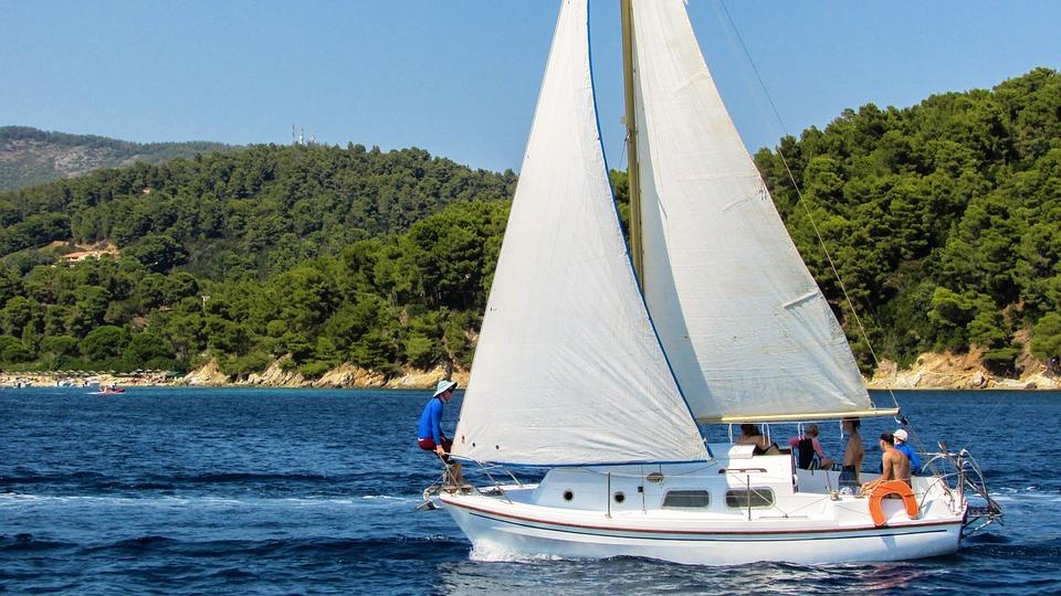 Sailing, Sailboat, Sea, Summer, Travel, Vacation