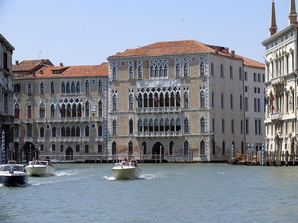 Venice, Lagoon, Summer