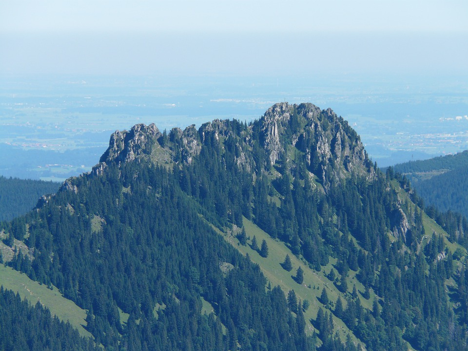 Sorg Schrofen, Mountain, Summit, Tine, Iseler, Outlook