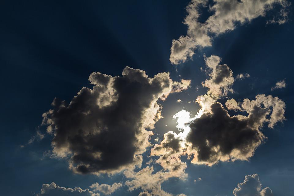 Clouds, Sky, Nature, Weather, Sun, Atmosphere