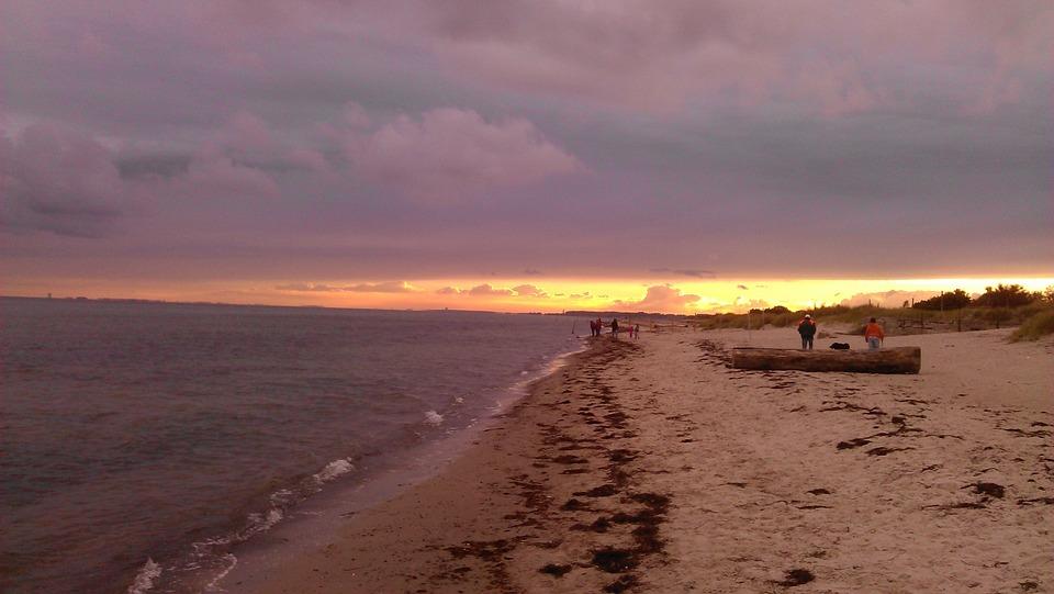 Baltic Sea, Kellnhusen, Beach, Sun Beach, Sea, Seaside