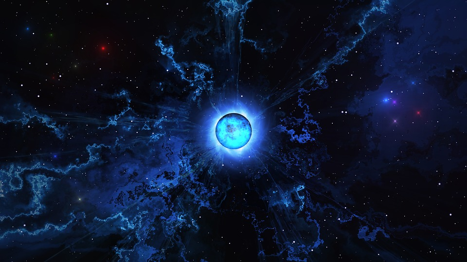 Star, Planet, Galaxy, Sun, Cosmos, Universe