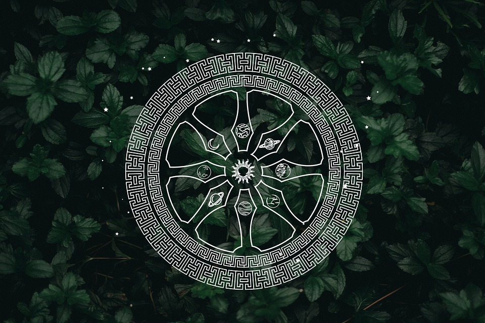 Logo, Symbol, Nature, Pattern, Religion, Sun, Moon