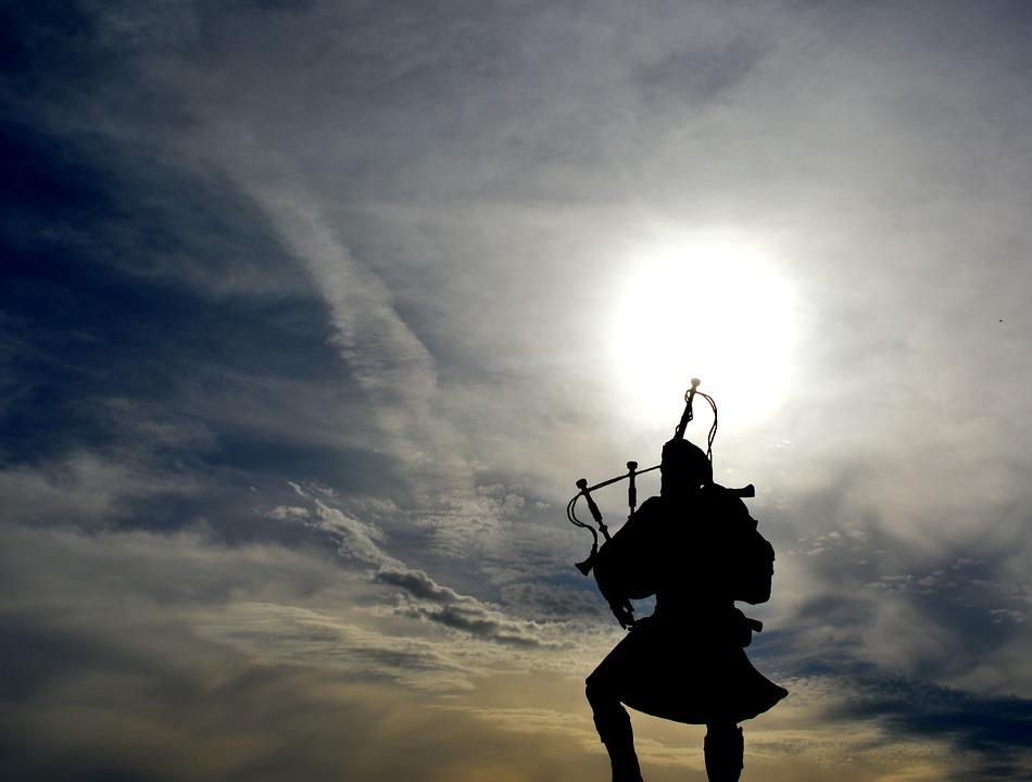 Pipe, Man, Against Day, Sun, Cloud, Contrast, Sky