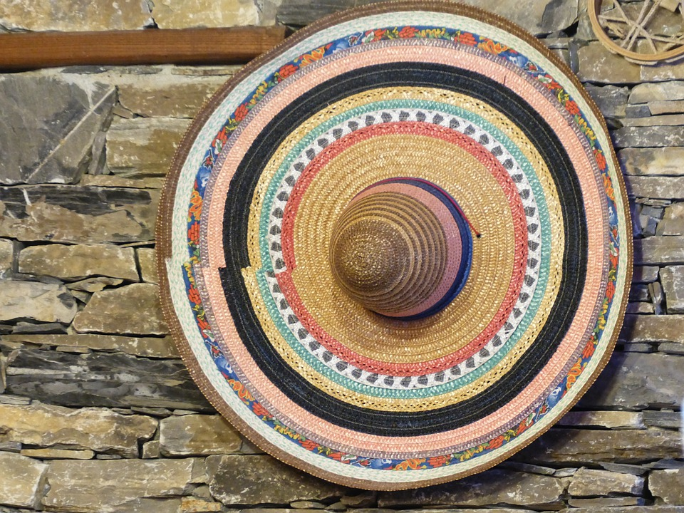 Sombrero, Hat, Straw Hat, Headwear, Sun Protection