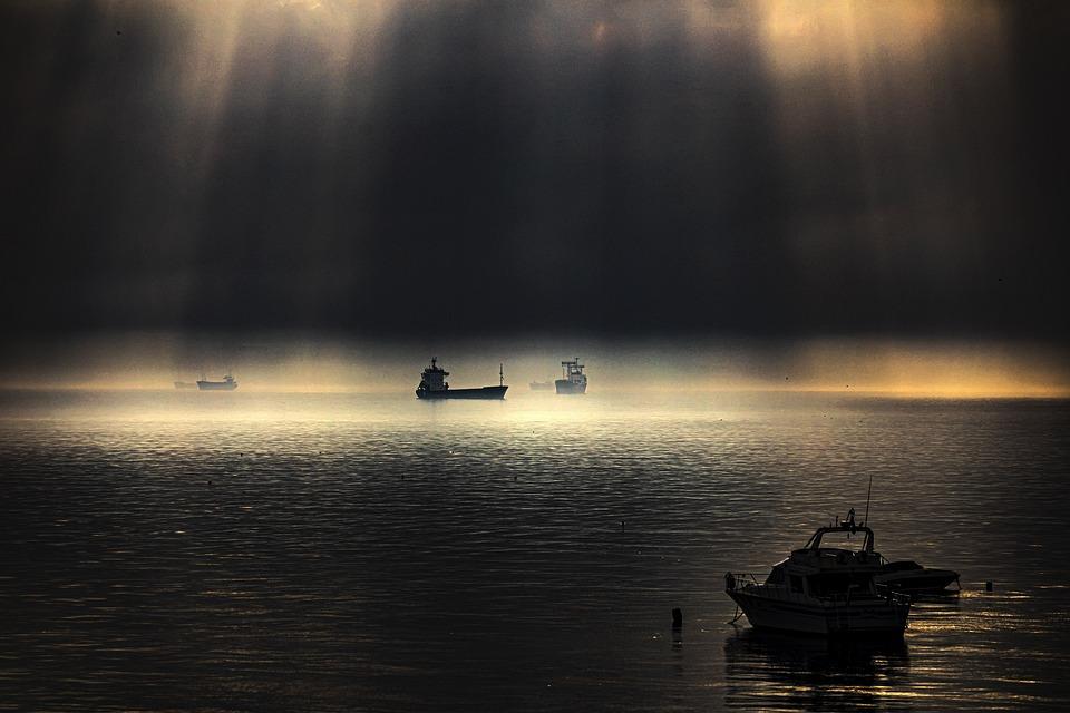 Boat, Cruise, Travel, Sea, Marmara, Sun, Sunlight