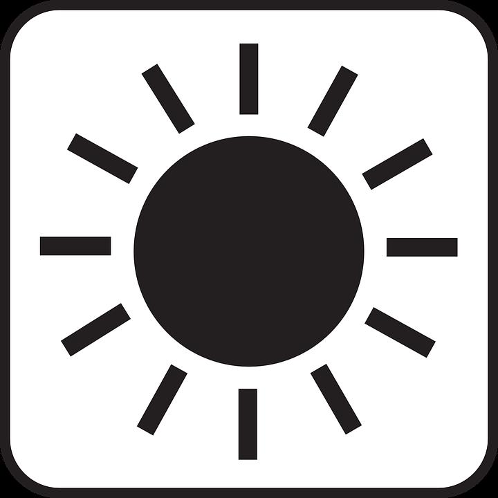 Sun, Summer, Sunlight, Light, Rays, Warm, Symbol, Sign