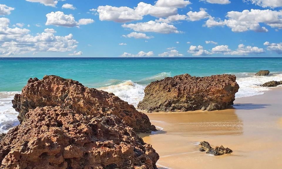 Beach, Sea, Vacations, Sun, Sunshine, Summer