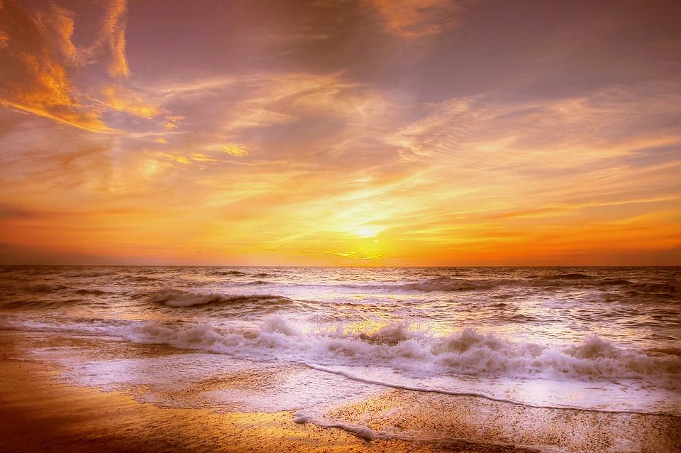 Sun, Beach, Summer, Sea, Ocean, Water, Sand, Vacations