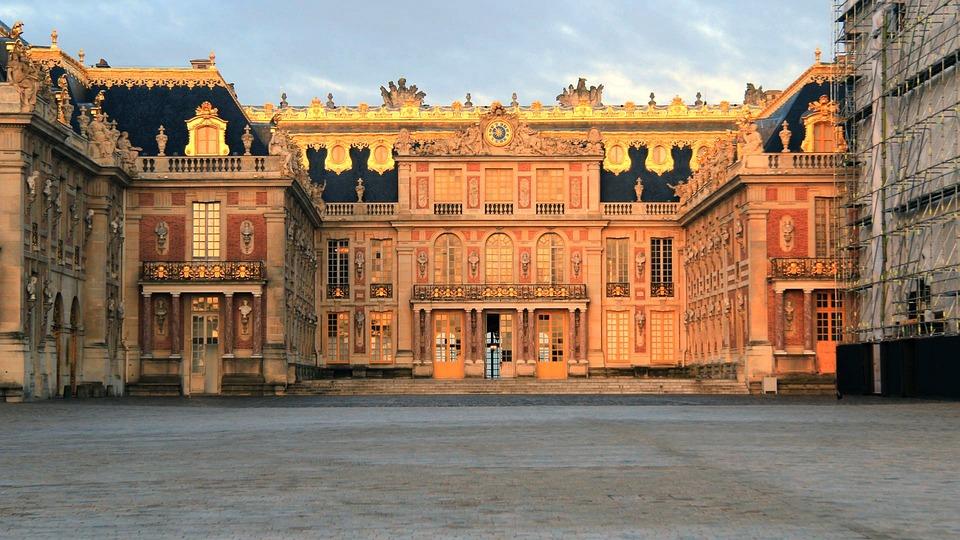 Versailles, Sun King, Sun