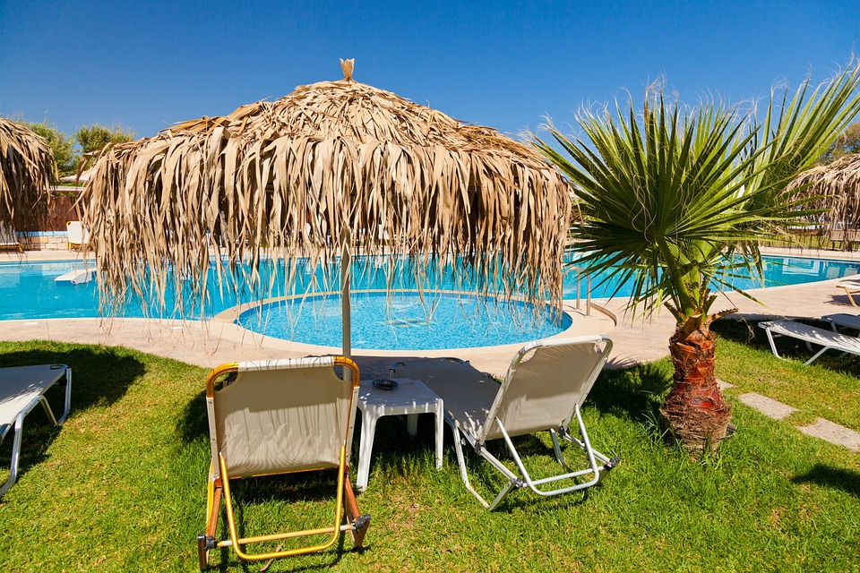 Water, Summer, Resort, Sunbed, Blue, Relax, Pool, Hotel