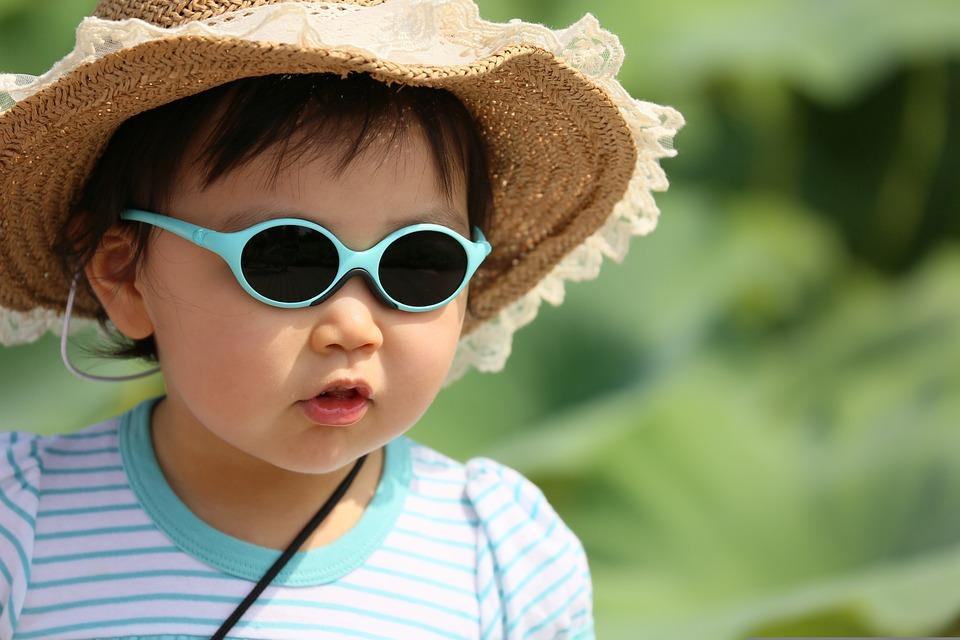 Children, Children Playing, Children's, Boy, Sunglasses