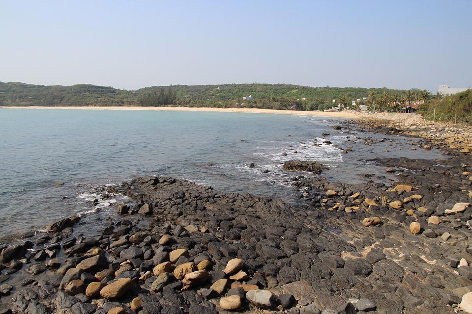 Vietnam, Asia, Beach, Nature, Sunny, Landscape, Sea