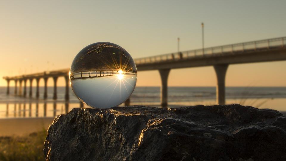 New Brighton, Crystal Ball, Sunrise