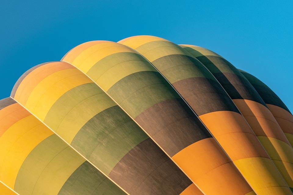 Hot Air Balloon, Dawn, Sunrise, Cappadocia, Balloon