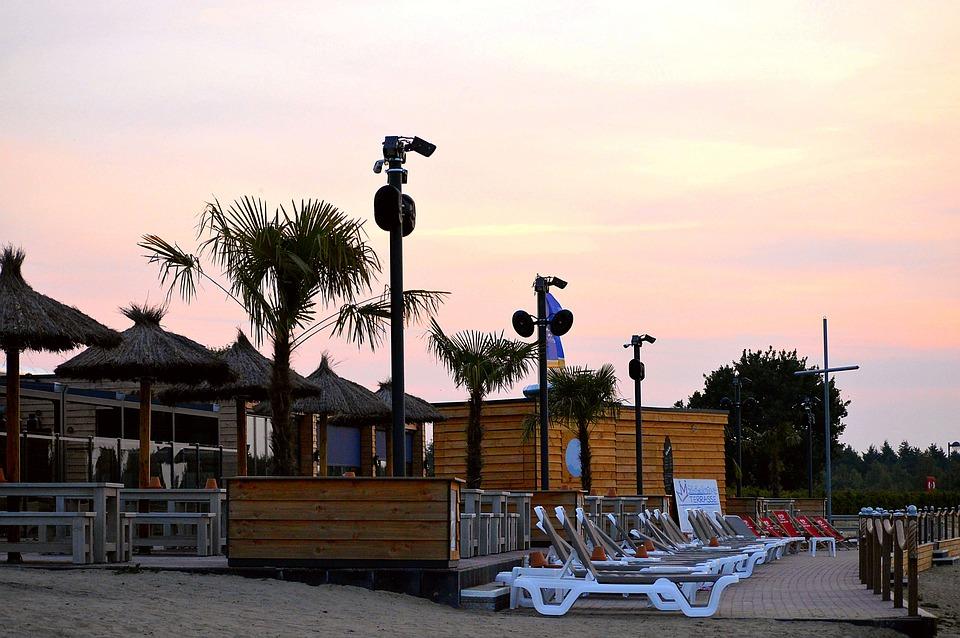 Sunrise, Memory Pool, Emsland, Light, Mood, Lights