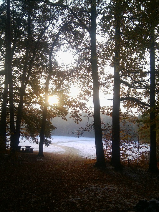 Sunrise, Morgenstimmung, Landscape