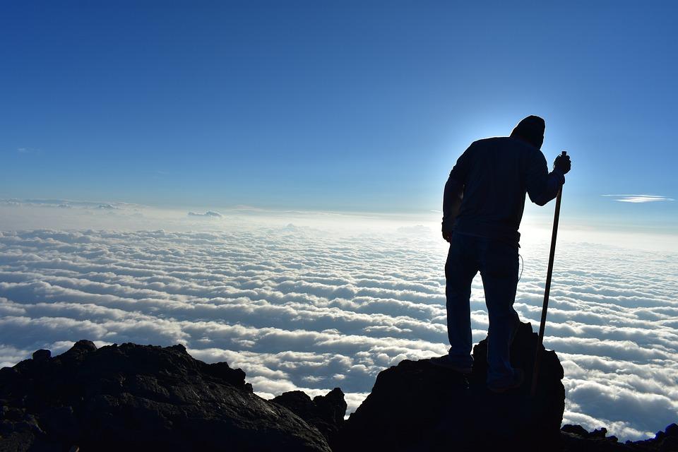 Mt, Fuji, Japan, Volcano, Mountain, Sky, Sunrise, Cloud