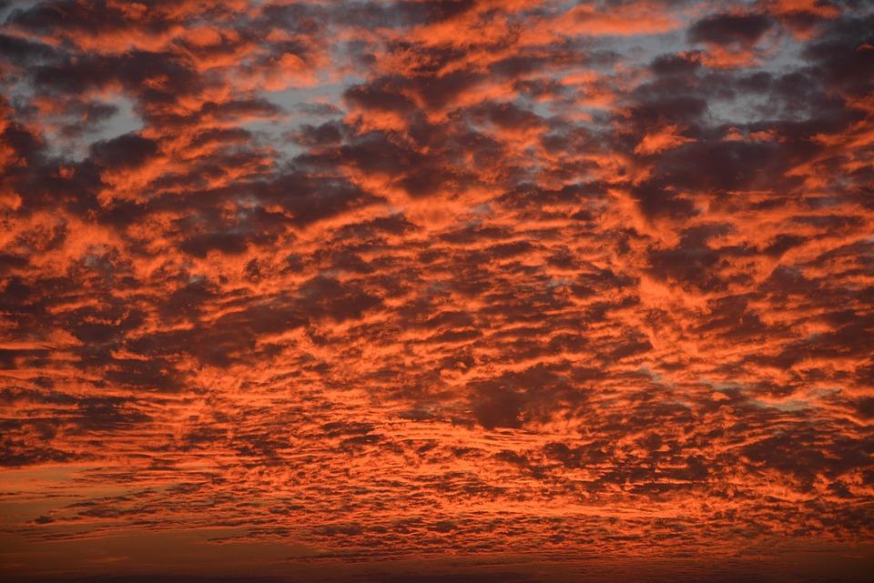 Abstract, Sunset, Insubstantial, Desktop, Sun