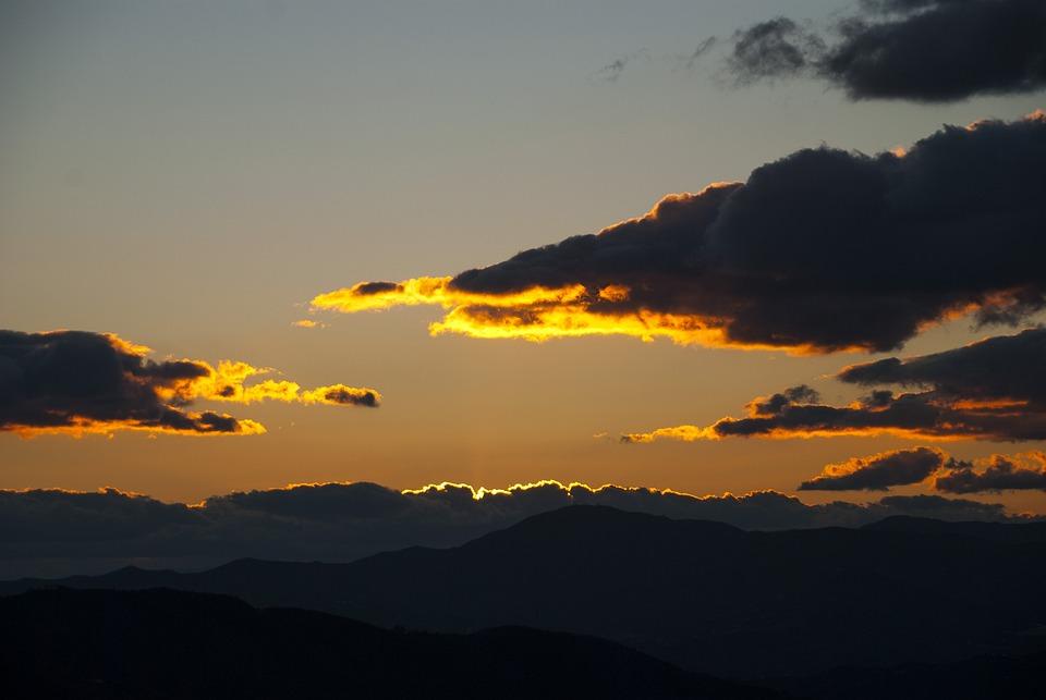 Sunset, Axarquía