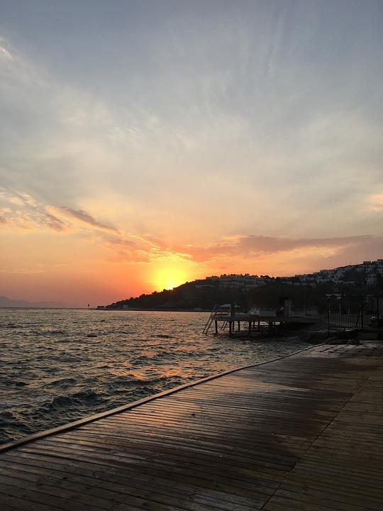Bodrum, Sunset