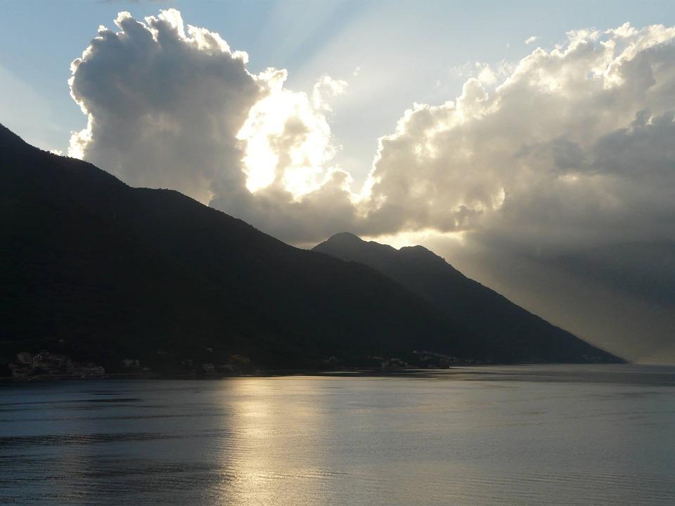 Kotor, Montenegro, Booked, Sunset, Mediterranean