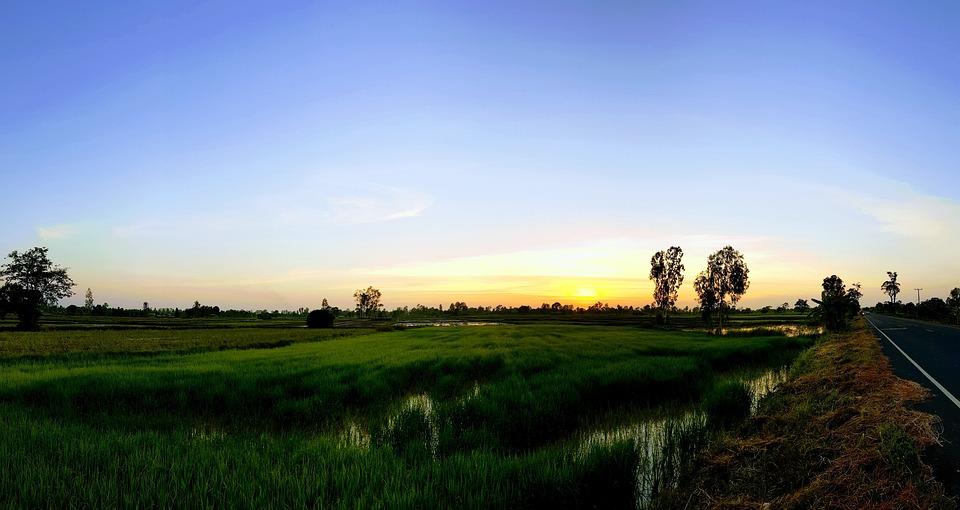 Last Light, View, Sunset, Evening, Light, Cool, Sunsets