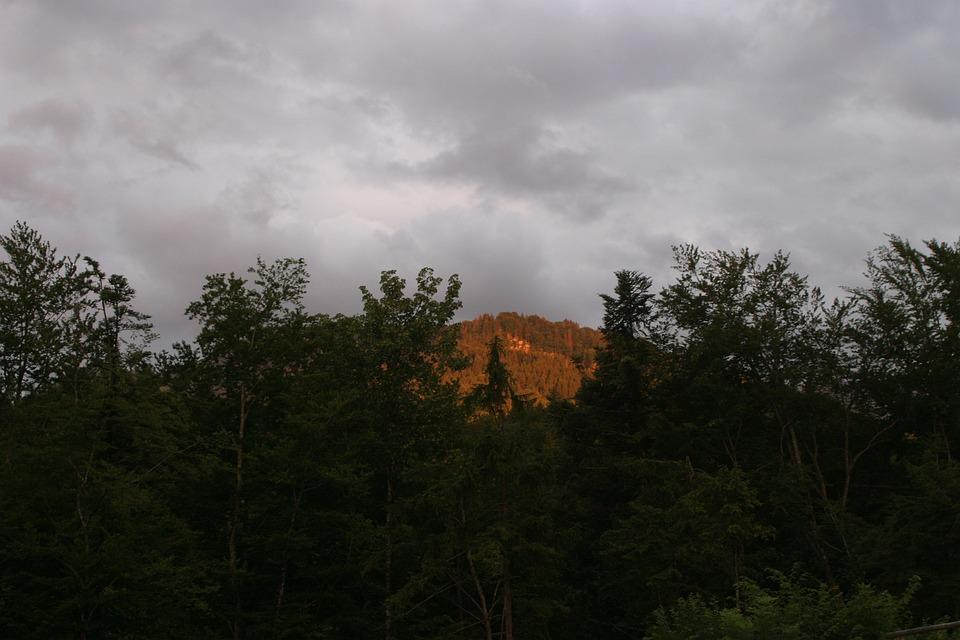 Sunset, Mood, Natural Phenomenon, Natural Spectacle