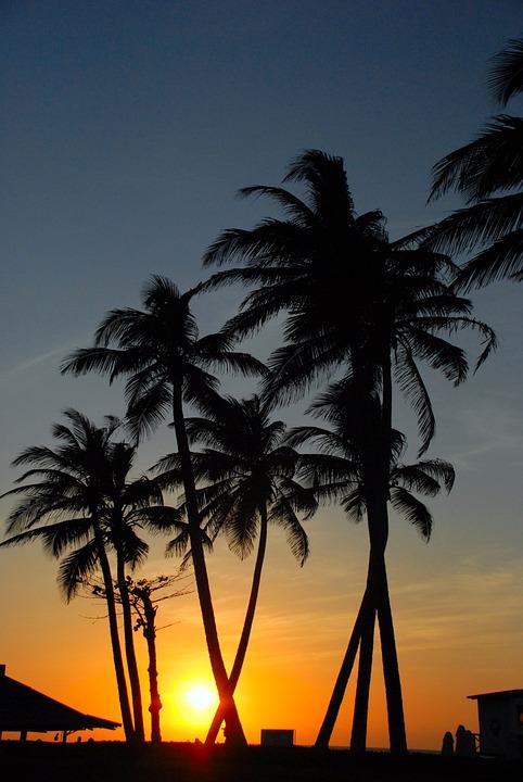 Sunset, Santa Marta, Colombia