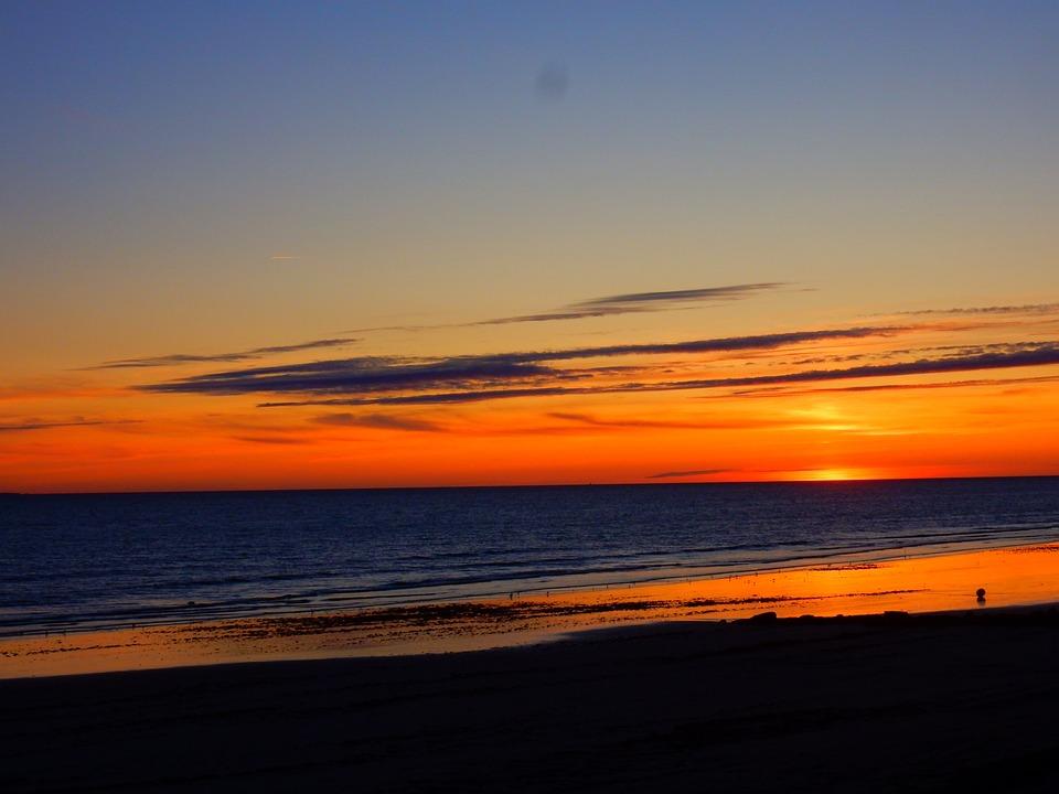 Sunset, Of, Soliel