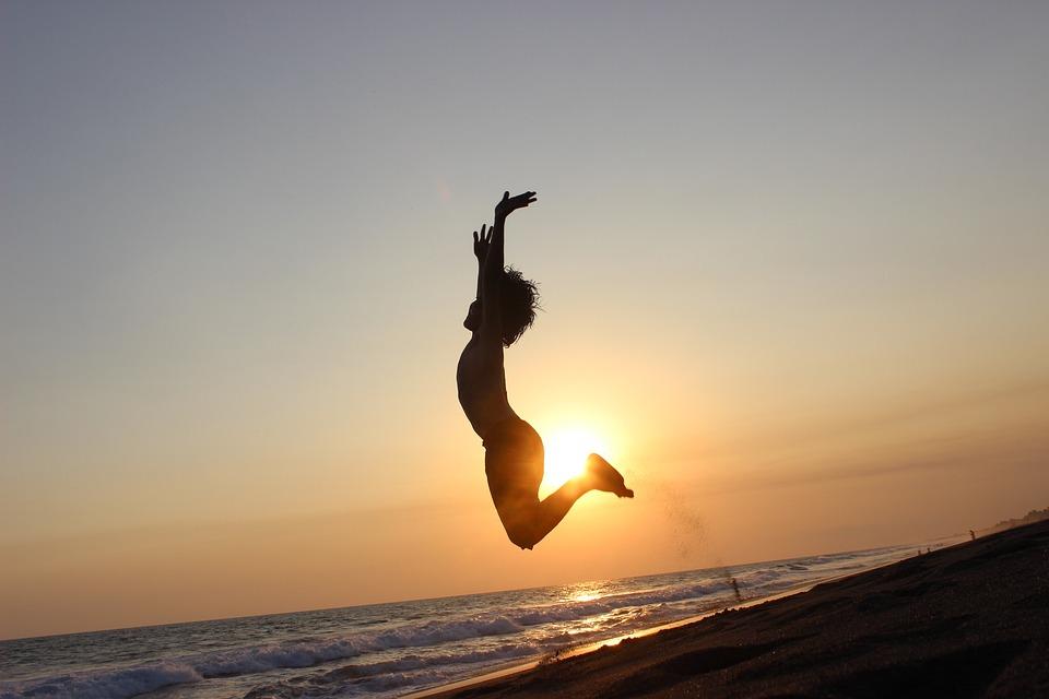Sunset, Sky, Sun, Dawn, Body Of Water, Summer, Outdoors