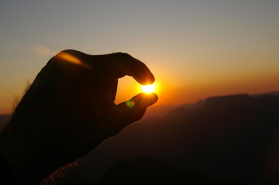 Sunset, Sun, Evening, Twilight, Sky