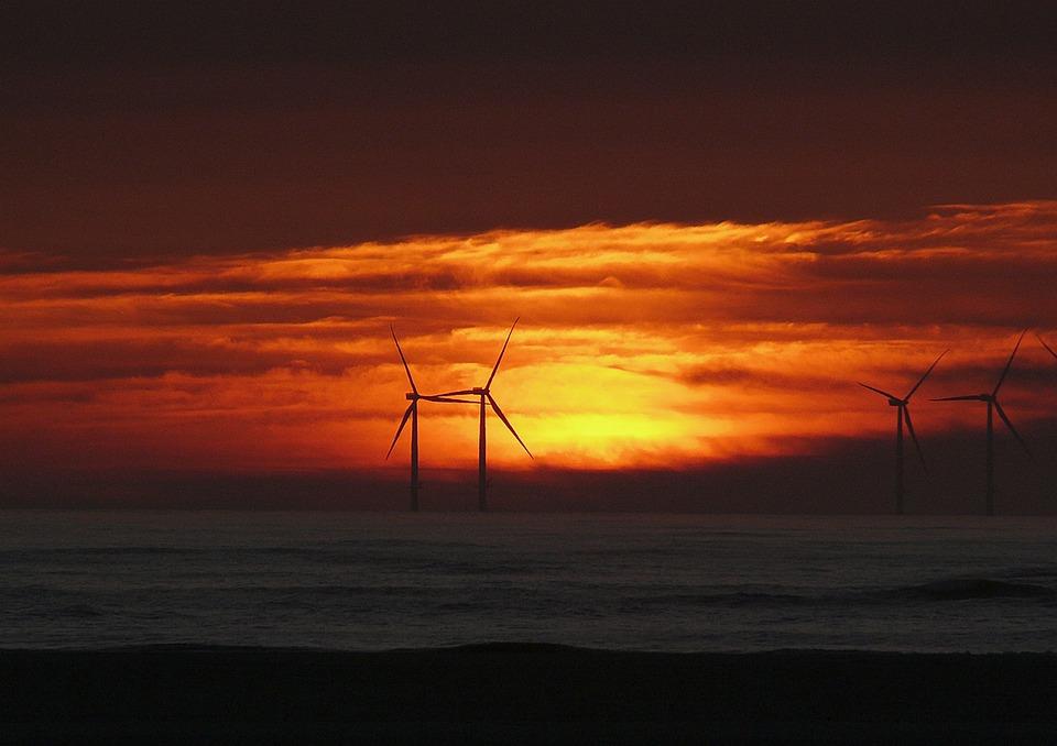 Sun, Energy, Energy Revolution, Sky, Twilight, Sunset
