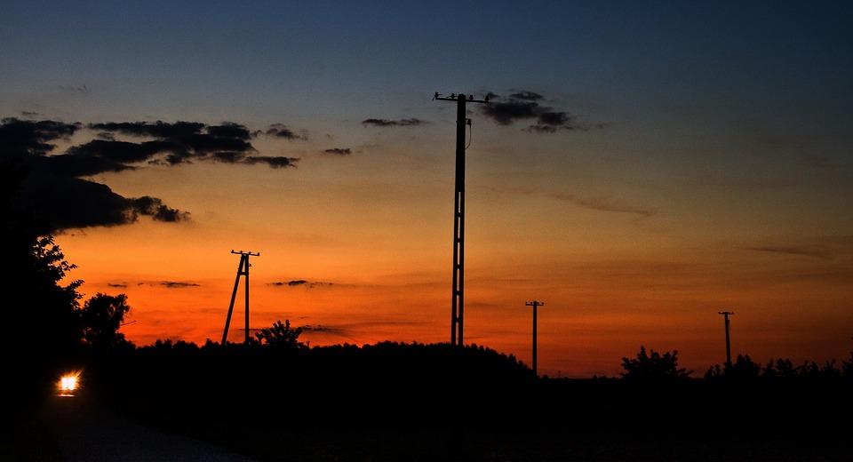 Sunset, Evening, Sun, Warm, Evening Sky, Cloud