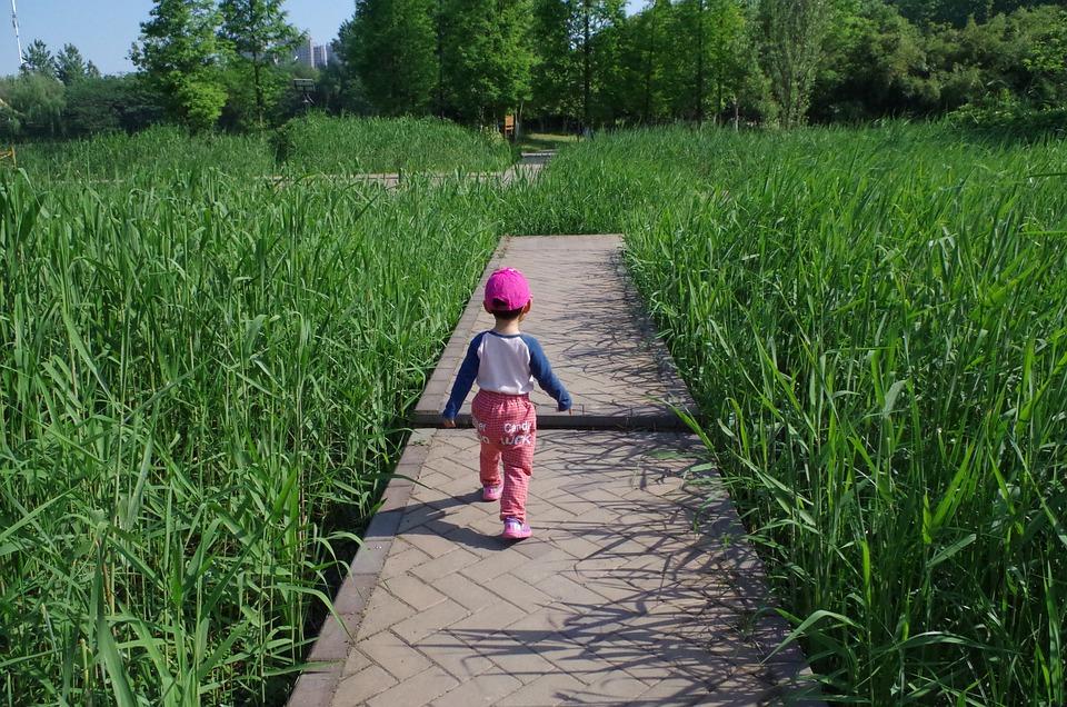 Run, Sunshine, Kids Back, Spring