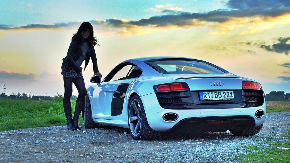 Audi, R8, V10, Marlene, Super Sport, Super Sports Car