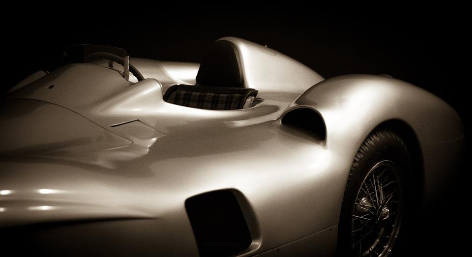 Mercedes-benz W 196, Supercars, Sports Car