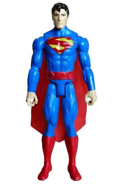Hero, Superman, Superhero, Super, Power, Strength