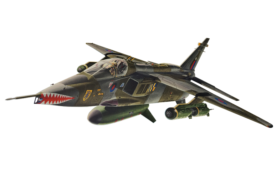 Aircraft, Army, Supersonic, Airplane, Toy, Miniature