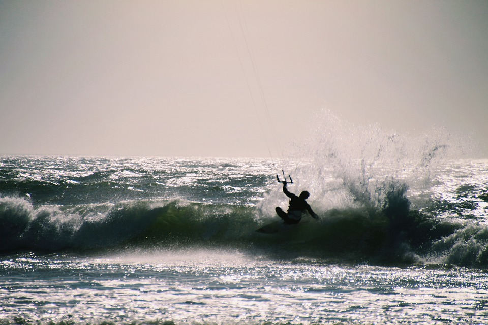 Surfer, Sea, Surf, Wave, Ocean, Nature, Inject