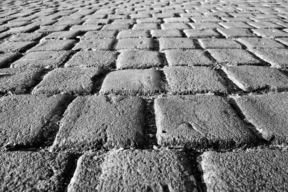 Cobble, Cobblestone, Pathway, Footpath, Paving, Surface