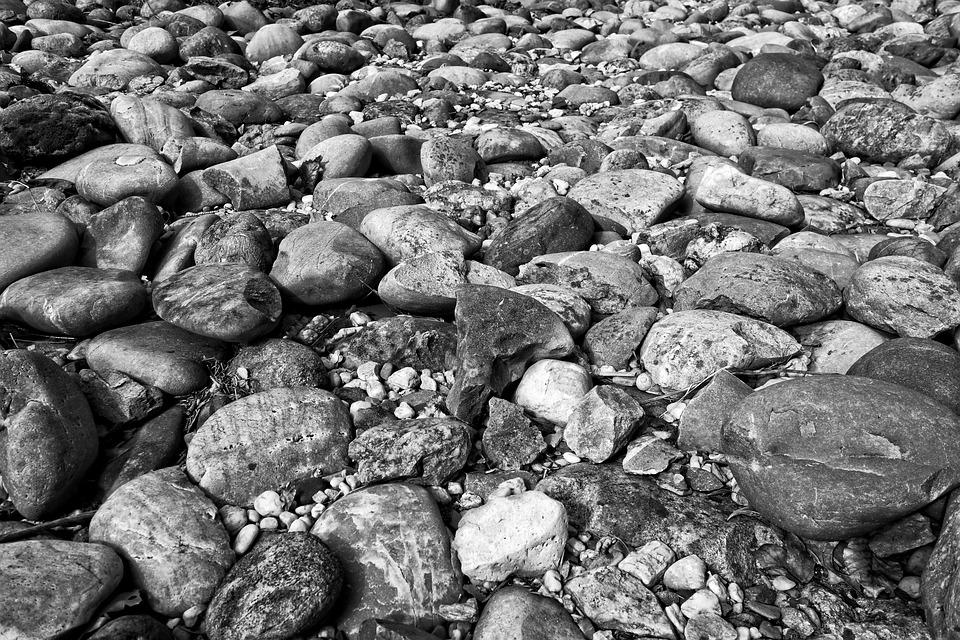 Rocks, Stones, Material, Natural, Surface, Paving