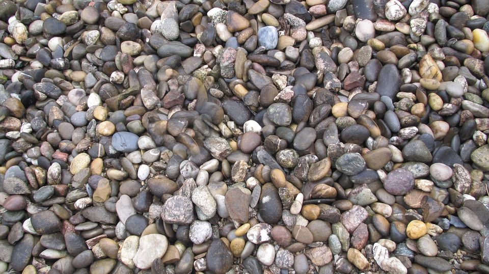 Stones, Pebble, Pebbles, Surface, Garden, Terrace