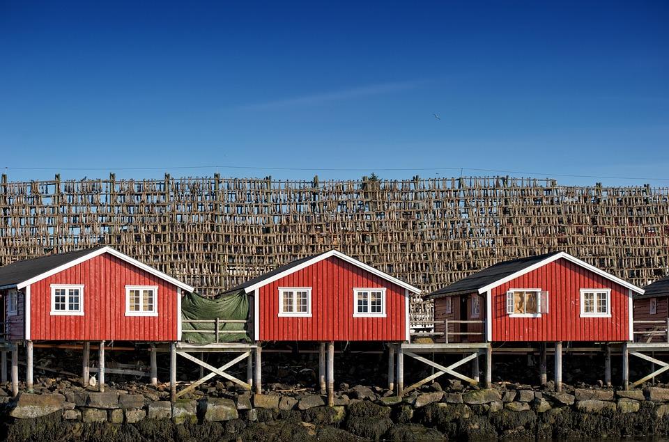 Norway, Svolvær, Lofoten, Hurtigruten, Scandinavia