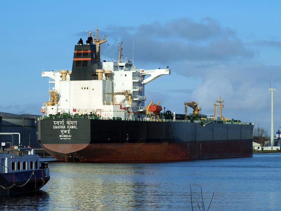 Swarna Kamal, Frachtschiff, Freighter, Amsterdam