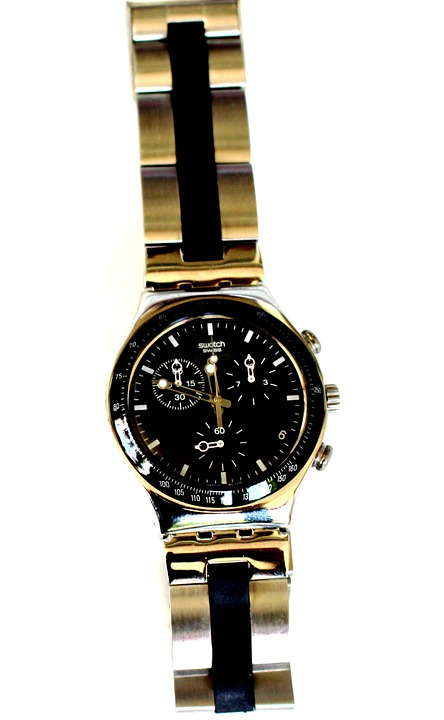 Time, Wrist Watch, Men's, Swatch, Swiss Made