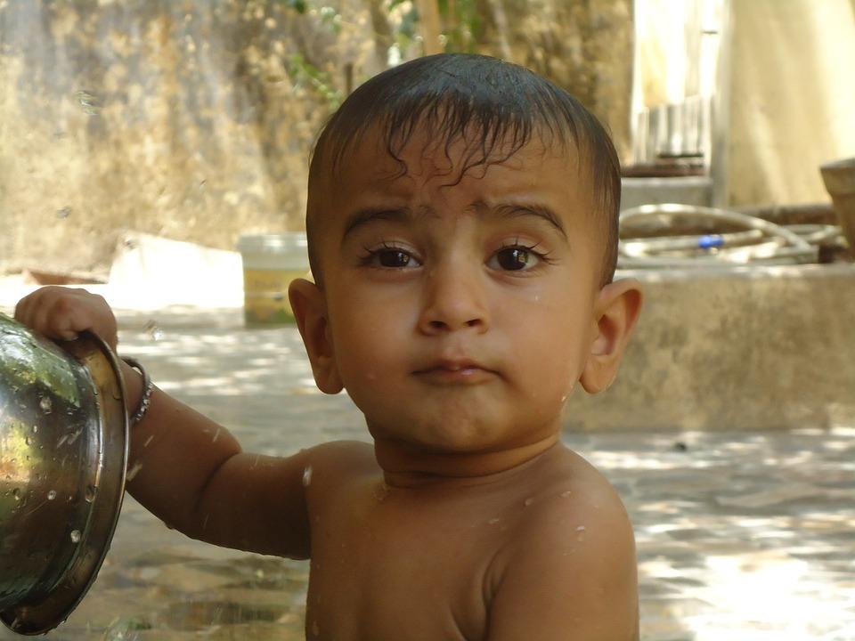 Baby, Boy, Care, Child, Cute, Kid, Infant, Sweet, Bath